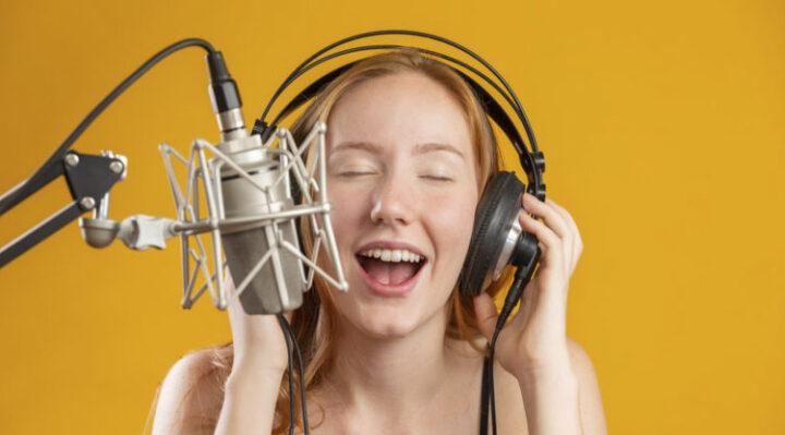 Cómo vivir de tu voz y no morir en el intento